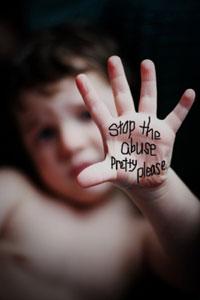 کودک آزاری child-abuse