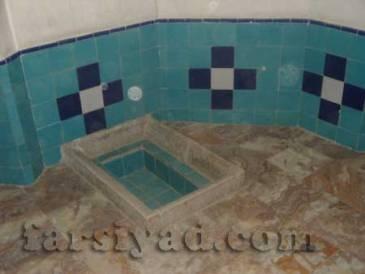 حمام فین محل شهادت امیر کبیر